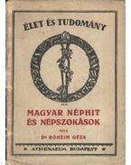 Magyar néphit és népszokások