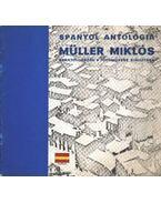 Spanyolantológia Müller Miklós