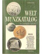 Welt münzkatalog 20. Jahrhundert 1991/92