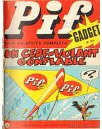 Pif gadget 124. (francia nyelvű)