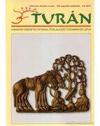 Turán II. évf. 4. szám/1999. augusztus-szeptember