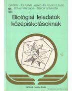 Biológiai feladatok középiskolásoknak