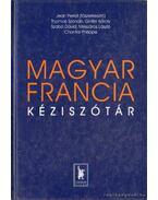 Magyar francia kéziszótár