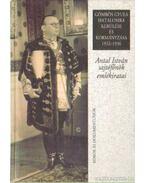 Gömbös Gyula hatalomra kerülése és kormányzása 1932-1936
