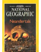 National Geographic January 1996 Vol. 189. No. 1.