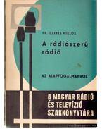 A rádiószerű rádió