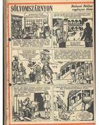 Sólyomszárnyon (Füles 1987. 34-68. szám 1- 26. rész)