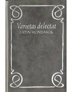 Varietas delectat - Latin mondások