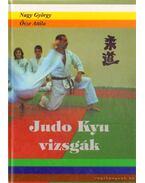 Judo Kyu vizsgák