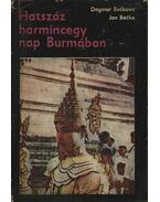 Hatszázharmincegy nap Burmában