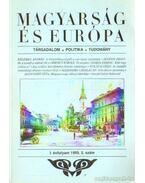 Magyarság és Európa 1993. 3. szám