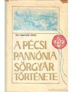 A Pécsi Pannónia Sörgyár története