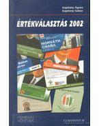 Értékválasztás 2002