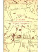 Miskolc 19. századi városrendezési tervei és építési szabályzatai
