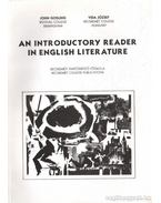 An introductory reader in english literature