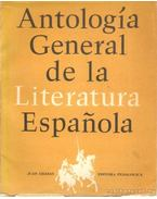 Antología General de la Literatura Espanola