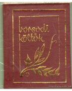 Borsodi költők (számozott) (mini)