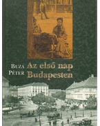 Az első nap Budapesten