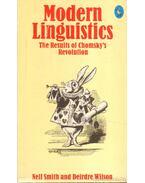 Modern Linguistics