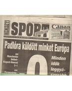 Nemzeti Sport 1993. szeptember (hiányos)