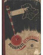 Budapesti útmutató 1953.