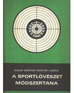 A sportlövészet módszertana