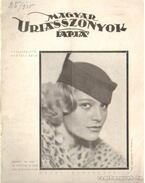 Magyar Uriasszonyok Lapja 1935. szeptember 25. szám