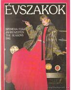 Évszakok 1981 (magyar-orosz-német-angol nyelvű folyóirat)