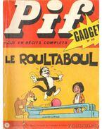Pif gadget 210. (francia nyelvű)