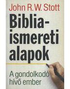 Bibliaismereti alapok