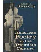 American Poetry in the Twentieth Century
