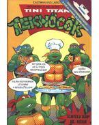 Tini Titán Teknőcök 1993/9. december 26. szám