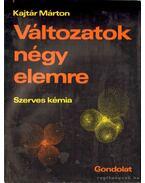 Változatok négy elemre 2. kötet