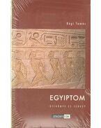 Egyiptom útikönyv és térkép
