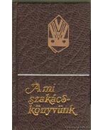 A mi szakácskönyvünk (számozott) (mini)