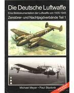 Die Deutsche Luftwaffe I-III.
