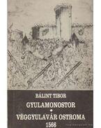 Gyulamonostor - Véggyulavár ostroma 1566