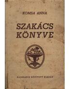Komsa Anna kipróbált szakács könyve