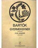 Bartók Gyerekeknek