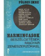 Harmincasok - Beszélgetések magyar zeneszerzőkkel