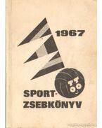 Sport zsebkönyv 1967.