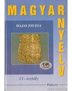 Magyar nyelv III- 11. osztálynak