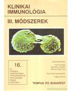 Klinikai immunológia - III. Módszerek
