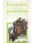 Lovasakadémiai négynyelvű lovasszótár