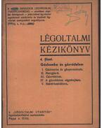 Légoltalmi kézikönyv 4. füzet