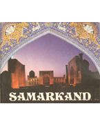 Samarkand Guide Book
