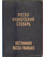 Dictionnaire Russe-Francais (mini)