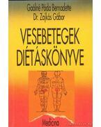 Vesebetegek diétáskönyve