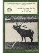 Rotwild (Vörös szarvas)