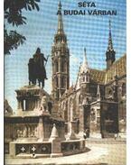 Séta a Budai várban